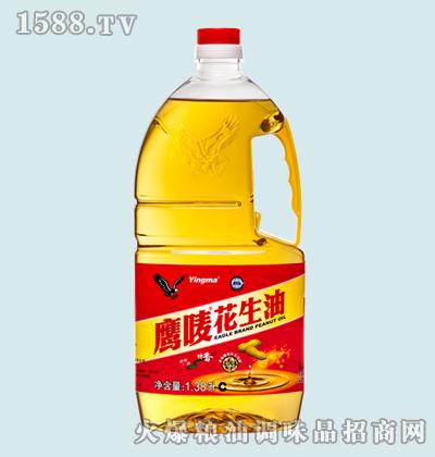 鹰唛花生油1.38L