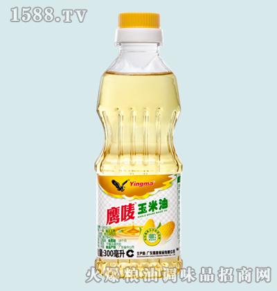 鹰唛玉米油300ml