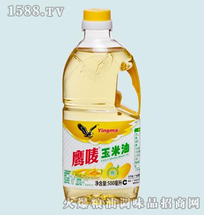 鹰唛玉米油500ml