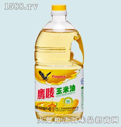 鹰唛玉米油900ml
