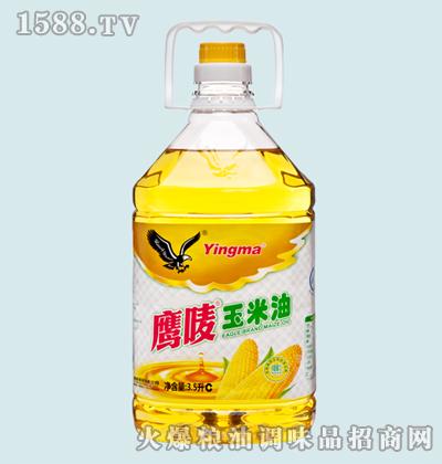 鹰唛玉米油3.5L
