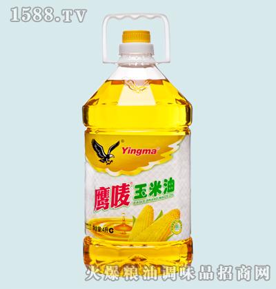 鹰唛玉米油4L