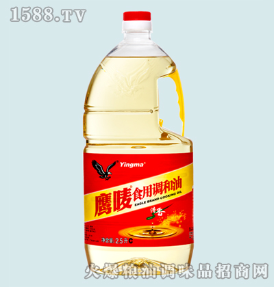 鹰唛食用调和油2.5L