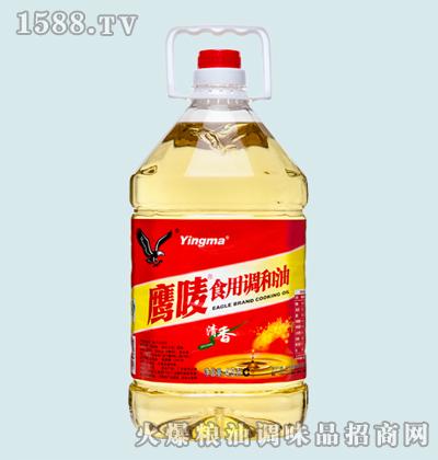 鹰唛食用调和油4.5L