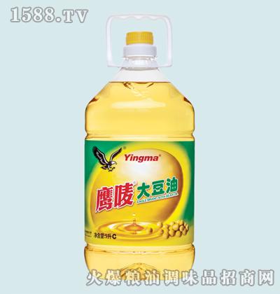 鹰唛大豆油5L