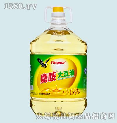 鹰唛大豆油6.8L