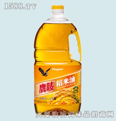 鹰唛稻米油1.8L