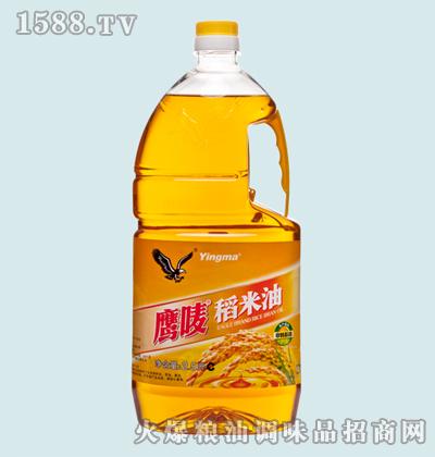 鹰唛稻米油2.5L