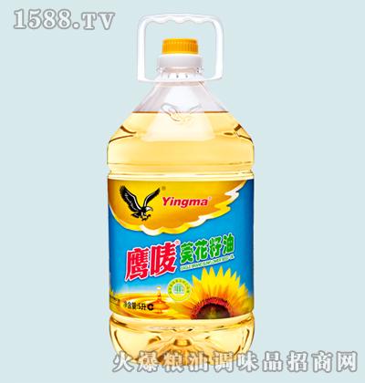 鹰唛葵花籽油5L