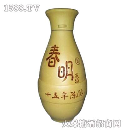 500ml十五年陈酿陶瓶