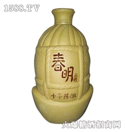 500ml十年陈酿陶瓶