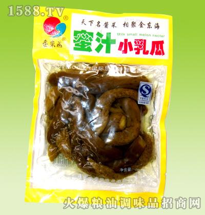 金东海蜜汁小乳瓜
