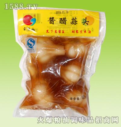 金东海酱醋蒜头