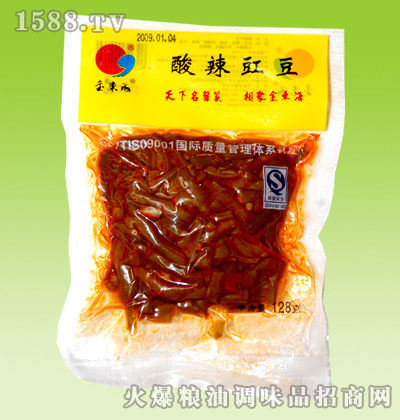 金东海酸辣豇豆