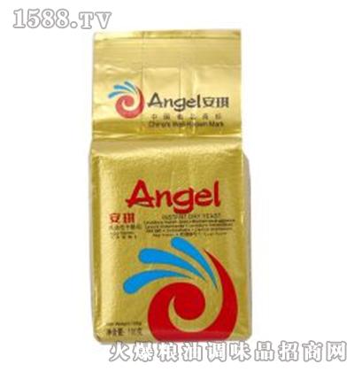 安琪高糖高活性干酵母100克