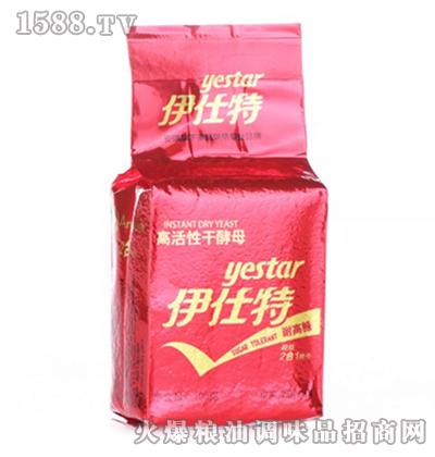 伊仕特(2合1)高糖高活性干酵母100克