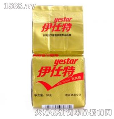 伊仕特耐高糖高活性干酵母80克