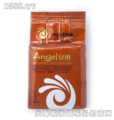 安琪低糖高活性干酵母(棕色装)500克