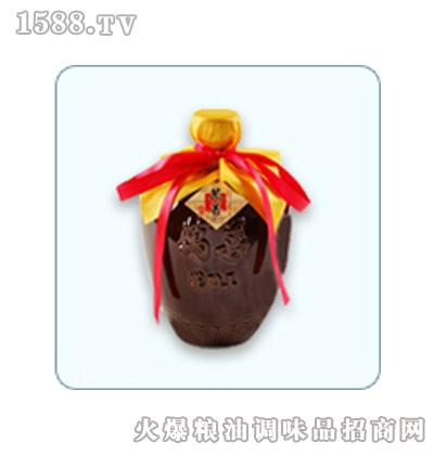 珍品花雕王十二年陈酿2.5KG