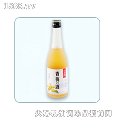 万善青梅酒720ML