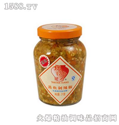 蒸鱼剁辣椒210g×12瓶