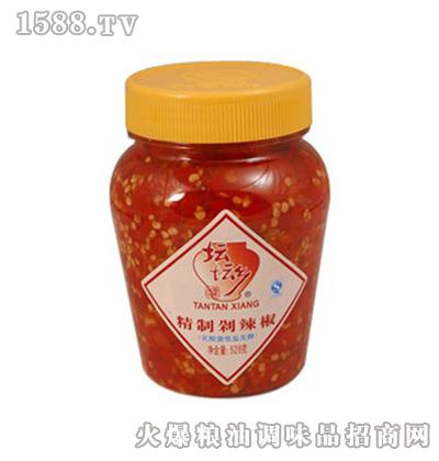 精制剁辣椒528g×12瓶