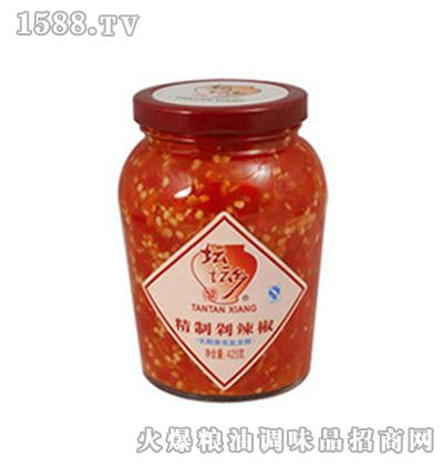 精制剁辣椒425g×12瓶