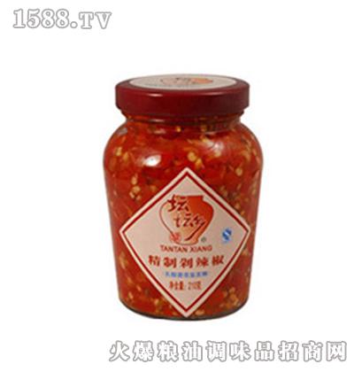 精制剁辣椒210g×12瓶