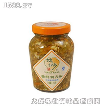 脆鲜剁青椒210g×12瓶