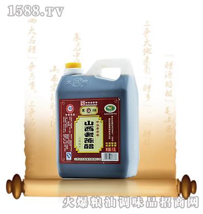彩东湖1.5升老陈醋