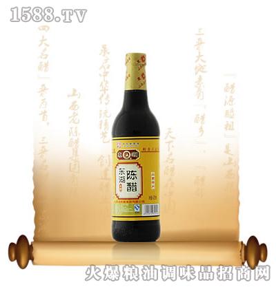 新山西陈醋4度420ML