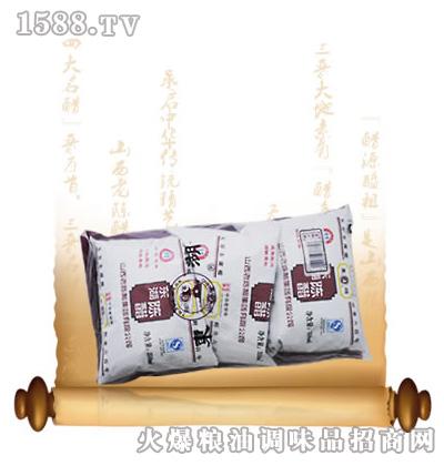 袋醋三连包350ML