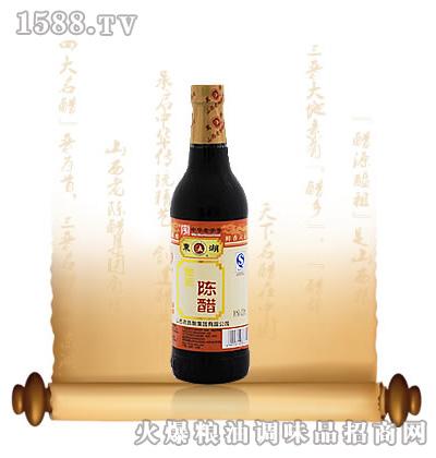 金标陈醋420ML