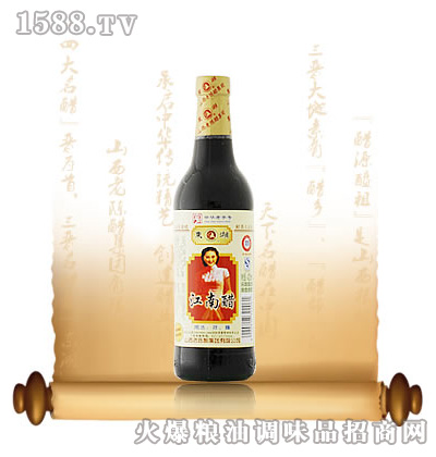 江南醋420ML