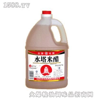 水塔1800ml壶装米醋