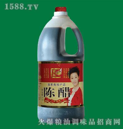 2.2升圆桶陈醋