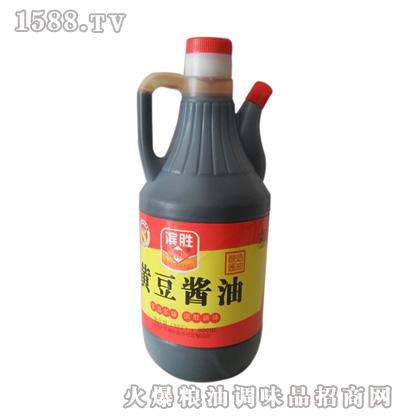 黄豆酱油(瓶装)