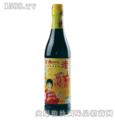 4.2天立瓶醋420ml