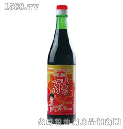天立精品醋480ml