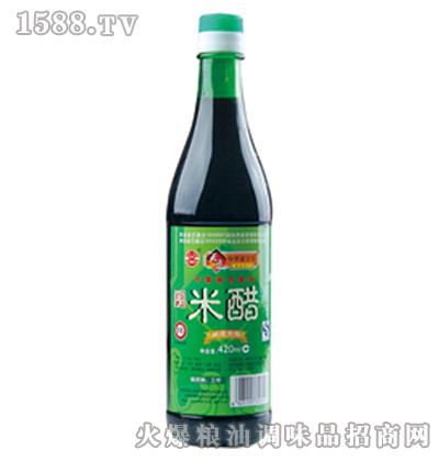 天立瓶米醋420ml