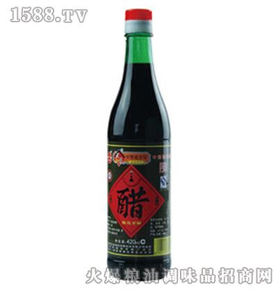 天立原瓶醋420ml