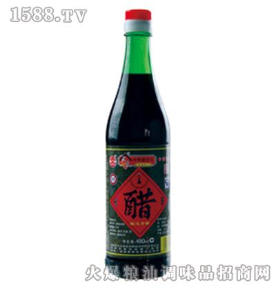 天立原瓶醋480ml