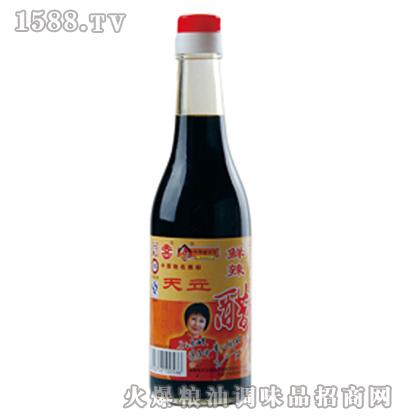 天立鲜辣醋350ml