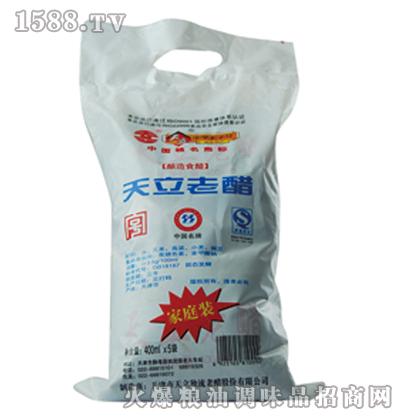 天立家庭装袋醋-400ml