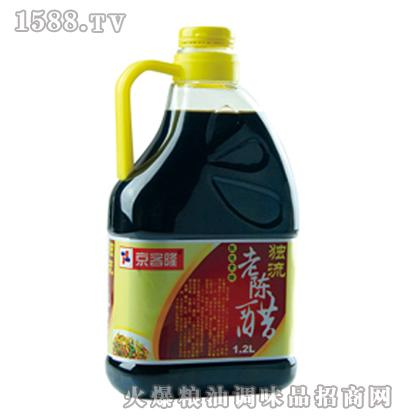 京客隆桶醋1.2L