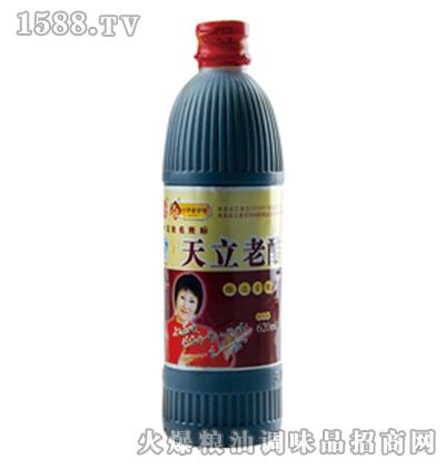 天立塑瓶醋620ml