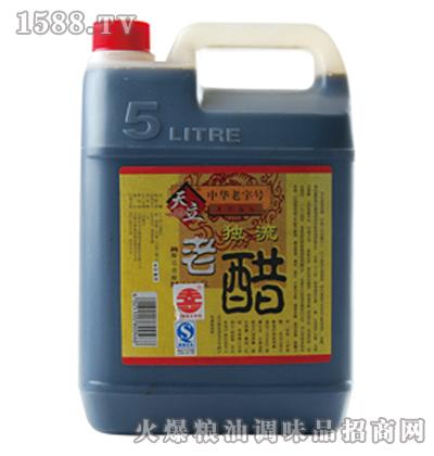 天立老醋5L