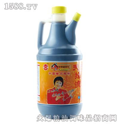天立壶醋960ml