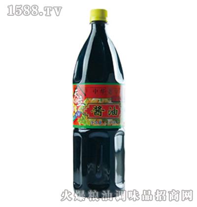 天立黄豆酱油1.45L