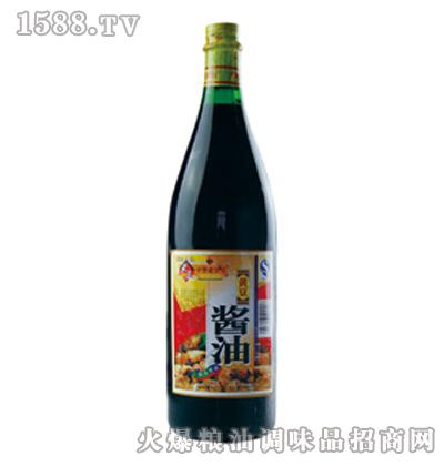 天立黄豆酱油1.7L
